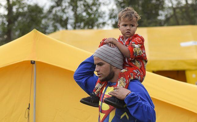 Tysiące uchodźców codziennie uciekają z Wenezueli