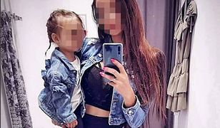 Sąd wydał decyzję, by instagramerka Oliwia P. zamieszkała razem z córką