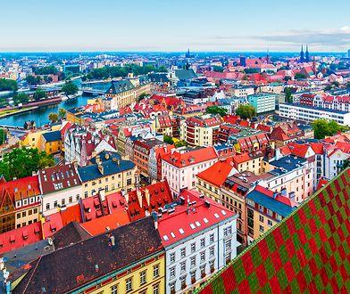 Wrocław jest jednym z chętniej odwiedzanych polskich miast.
