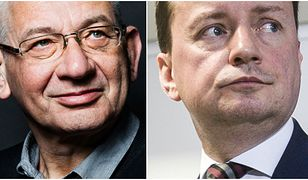 """""""Błaszczak to deficyt intelektualny"""". Ludwik Dorn bezlitośnie o szefie MSW"""