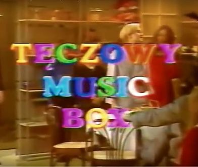 """""""Tęczowy Music Box"""" był popularnym programem dla dzieci"""