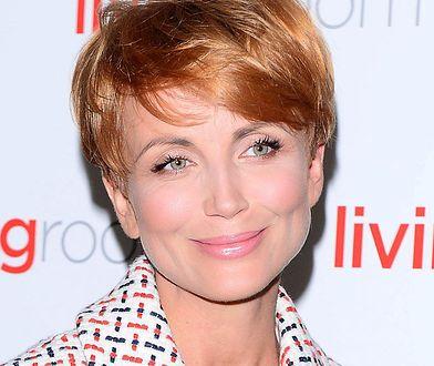 Katarzyna Zielińska już tak nie wygląda. Aktorka została blondynką