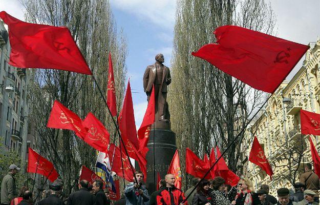 Sąd zakazał działalności Komunistycznej Partii Ukrainy
