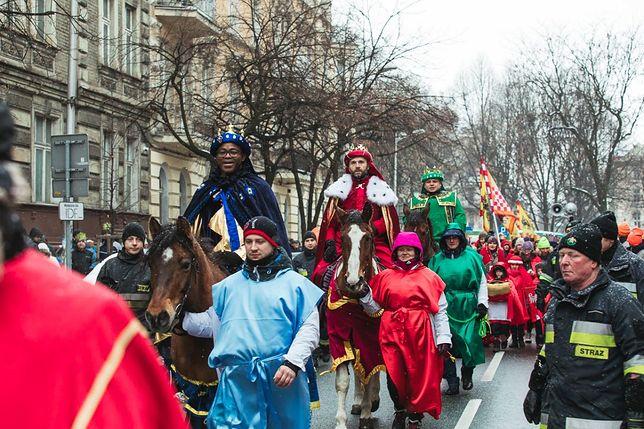 Orszak Trzech Króli 2020. Trasa i atrakcje w Katowicach