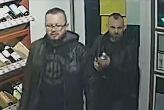 Policja prosi o pomoc w znalezieniu podejrzewanych