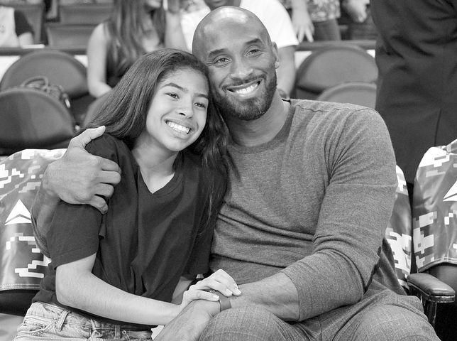 Kobe Bryant i jego córka Gianna zginęli w katastrofie śmigłowca