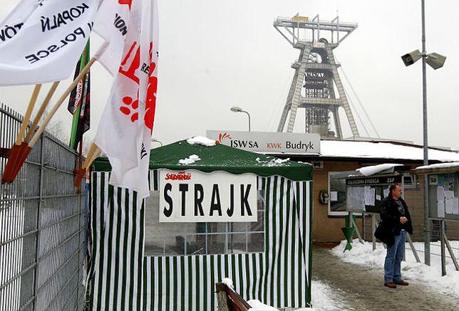 """Strajk górników w JSW. """"Tylko pogarszacie sytuację"""""""