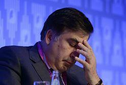 Saakaszwili wróci do Gruzji? Jest wniosek o zatrzymanie i ekstradycję
