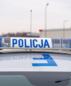 Wypadek w Kamieńsku. Zderzenie pięciu samochodów