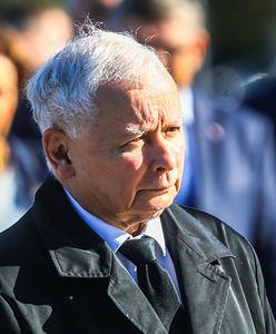 """""""Sok z Buraka"""" pytał o szczepienie Kaczyńskiego. Przesłuchanie i międzynarodowy nakaz"""