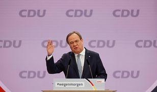 Armin Laschet ma duże szanse zostać kanclerzem Niemiec