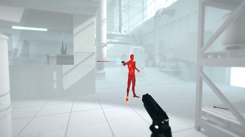 Superhot wreszcie na PS4. Zarówno ten zwykły, jak i VR-owy
