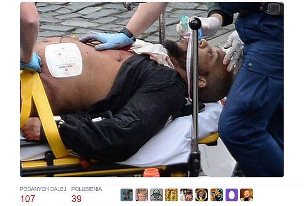 ISIS przyznało się do zamachu w Londynie