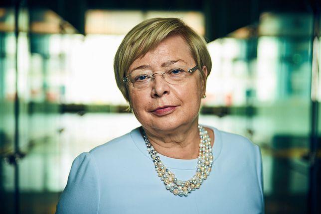 """Mocne słowa Gersdorf w Niemczech o Polsce. """"Autorytaryzm wyborczy"""""""
