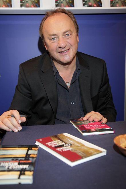Janusz Leon Wiśniewski zapowiada nową powieść. Trzy książki autora w 2017 roku
