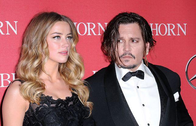 Johnny Depp wytoczył byłej żonie proces o zniesławienie. Domaga się 50 mln dol.