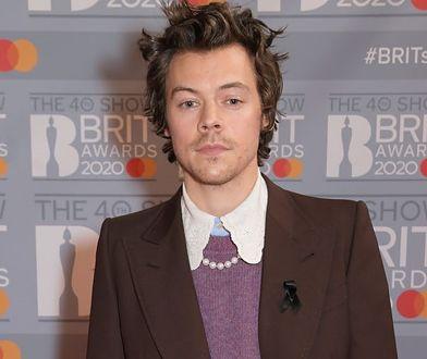 Harry Styles został napadnięty w Walentynki! Grożono mu nożem