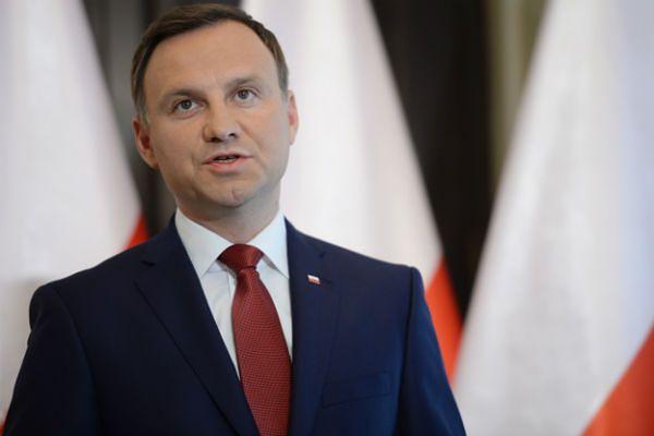 Andrzej Duda spotkał się z misjonarzami