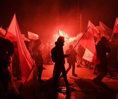 Marsz Niepodległości, Warszawa 11.11.2017 r.