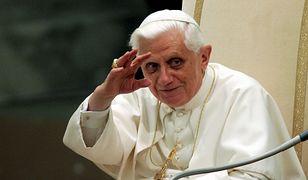 Benedykt XVI wywołał kontrowersje