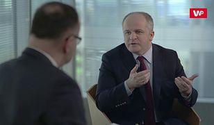 Paweł Kowal o planowanym wystąpieniu Donalda Tuska. Jedna rzecz go niepokoi