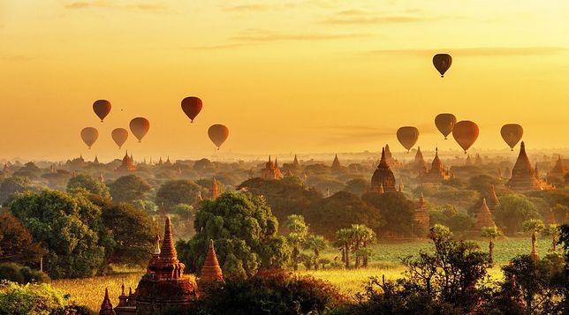 Bagan, Myanmar, birma