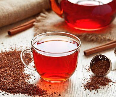 Herbata rooibos to doskonały sposób na poprawę zdrowia.
