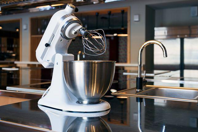 Robot planetarny jest niezastąpiony w kuchni