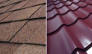 Gonty bitumiczne czy blachodachówka: co wybrać na dach?