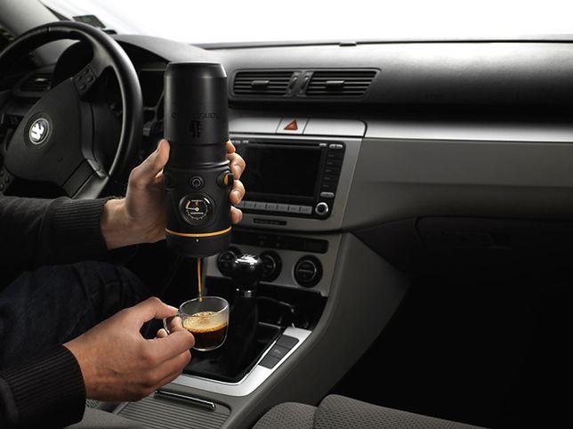 Samochodowy ekspres do kawy Handpresso Auto