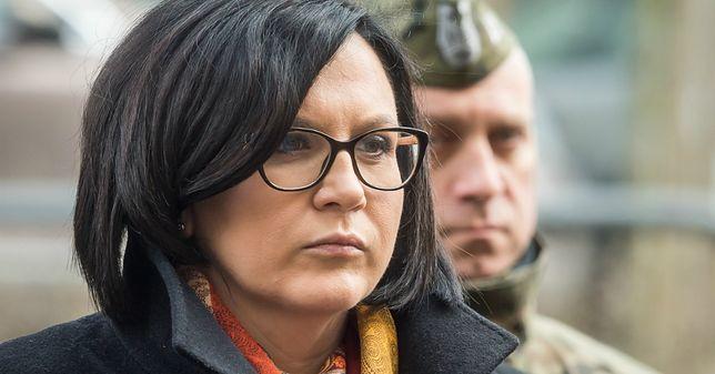 """Tak Sadurska wyśmiewała """"kolesiów"""" w spółkach Skarbu Państwa. Teraz... będzie pracować w PZU"""
