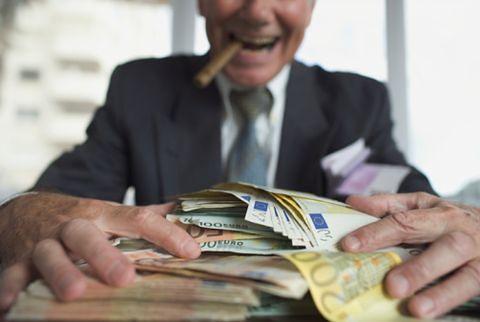 Kryzys? Jaki kryzys!? Polscy bankierzy  wciąż zarabiają miliony