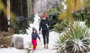 USA: zima zaatakowała południowo-wschodnie stany
