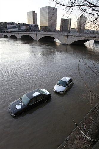 Czy Sekwana zaleje Paryż? - zobacz zdjęcia