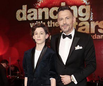 Krzysztof Ibisz wystąpił z synem Vincentem na scenie