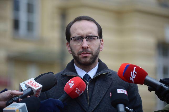 """Stanisław Żaryn wypowiedział się w sprawie tzw. """"willi Kwaśniewskich""""."""