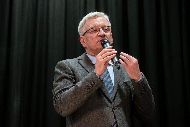 Jacek Jaśkowiak o Szymonie Hołowni. Porównuje go do prezydenta Ukrainy