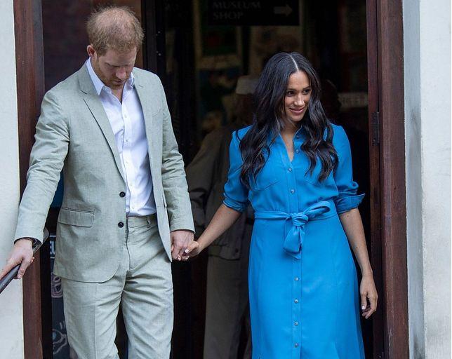 Książę Harry i księżna Meghan pozwali tabloid. Mają dość