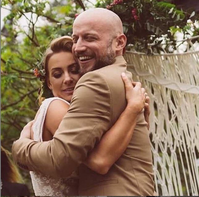 Magdalena Soszyńska wyszła za mąż. Pokazała zdjęcie ze ślubu
