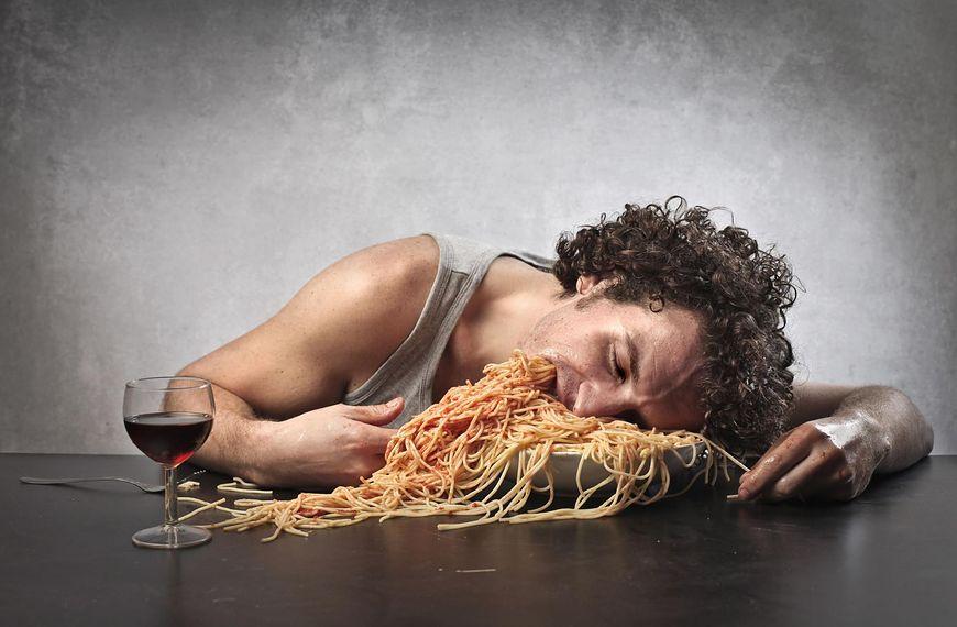 Wpływ kompulsywnego objadania się na życie