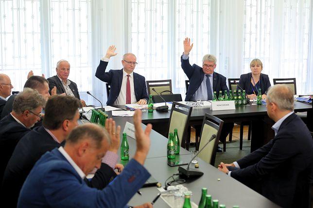 Członkowie senackiej komisji zaopiniowali 15 kandydatów na ławników