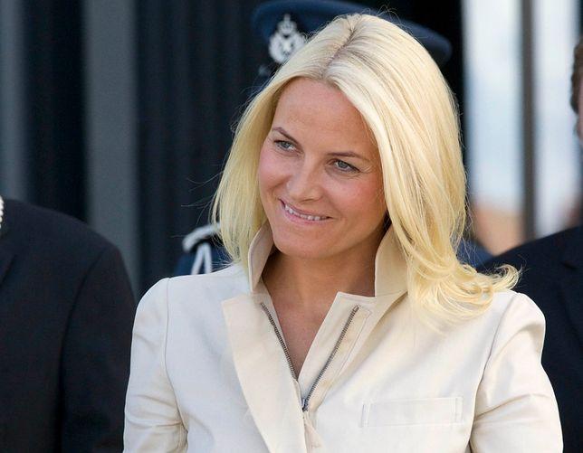 Księżna Norwegii Mette-Marit