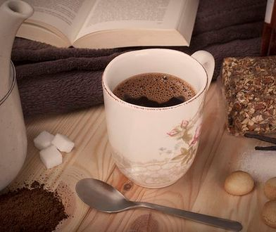 Najlepsza pora na kawę