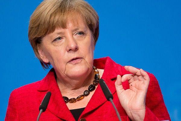 Niemal trzy czwarte Niemców uważa, że Merkel nie zasługuje na Nobla