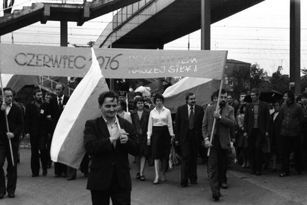 Senat uczcił 40. rocznicę wydarzeń czerwca 1976 r.