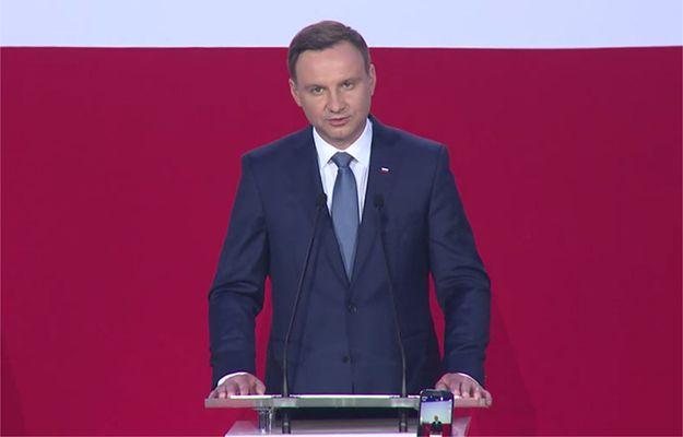 PE czeka na notyfikację o wygaszeniu mandatu Andrzeja Dudy