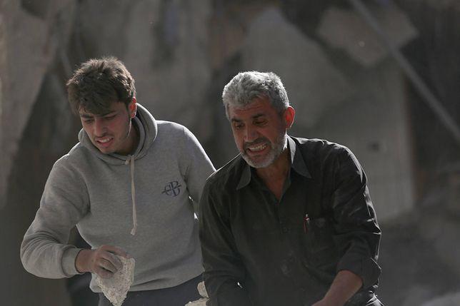 USA: w ataku chemicznym w Syrii użyto sarinu