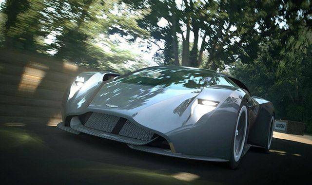 Aston Martin DP-100 Vision Gran Turismo: wirtualny koncept