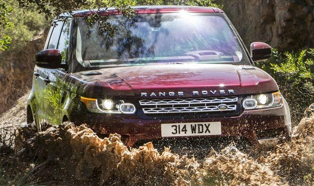 Jaguar Land Rover autonomicznie w terenie