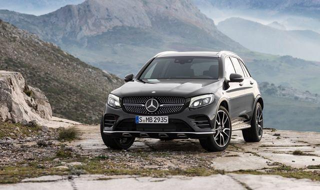 Mercedes GLC wzbogacił się o nowy wariant